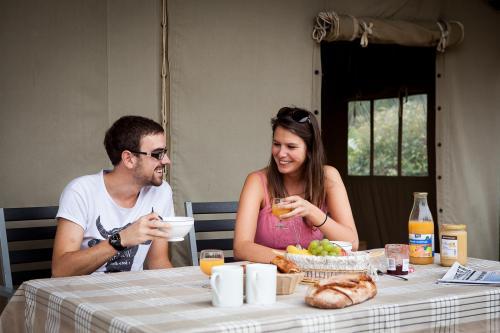 Vacances tout confort en camping
