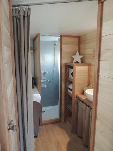Cabane tout confort en Charente Maritime