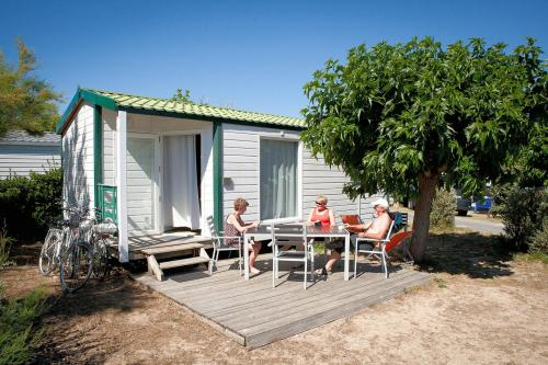 Location de mobil home sur l'ile de Ré