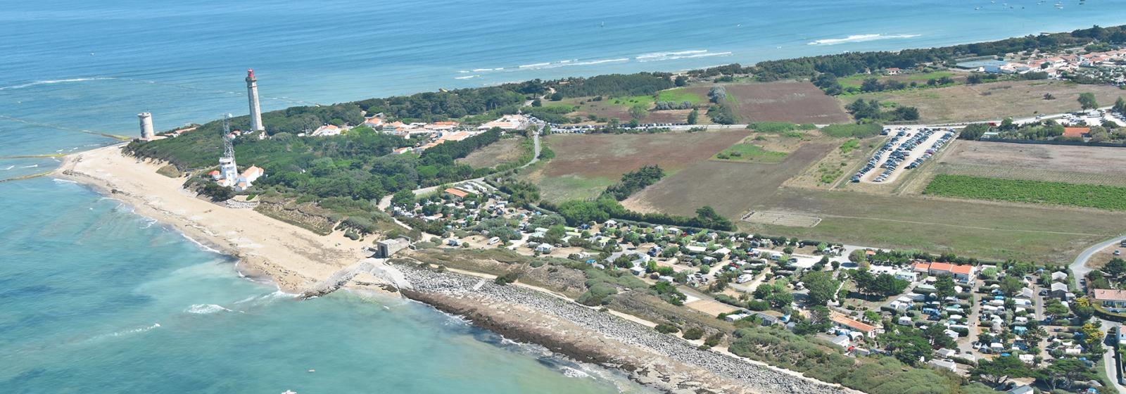 La Grainetière Ile De Ré Avis camping ile de ré - campsite 3 stars les baleines